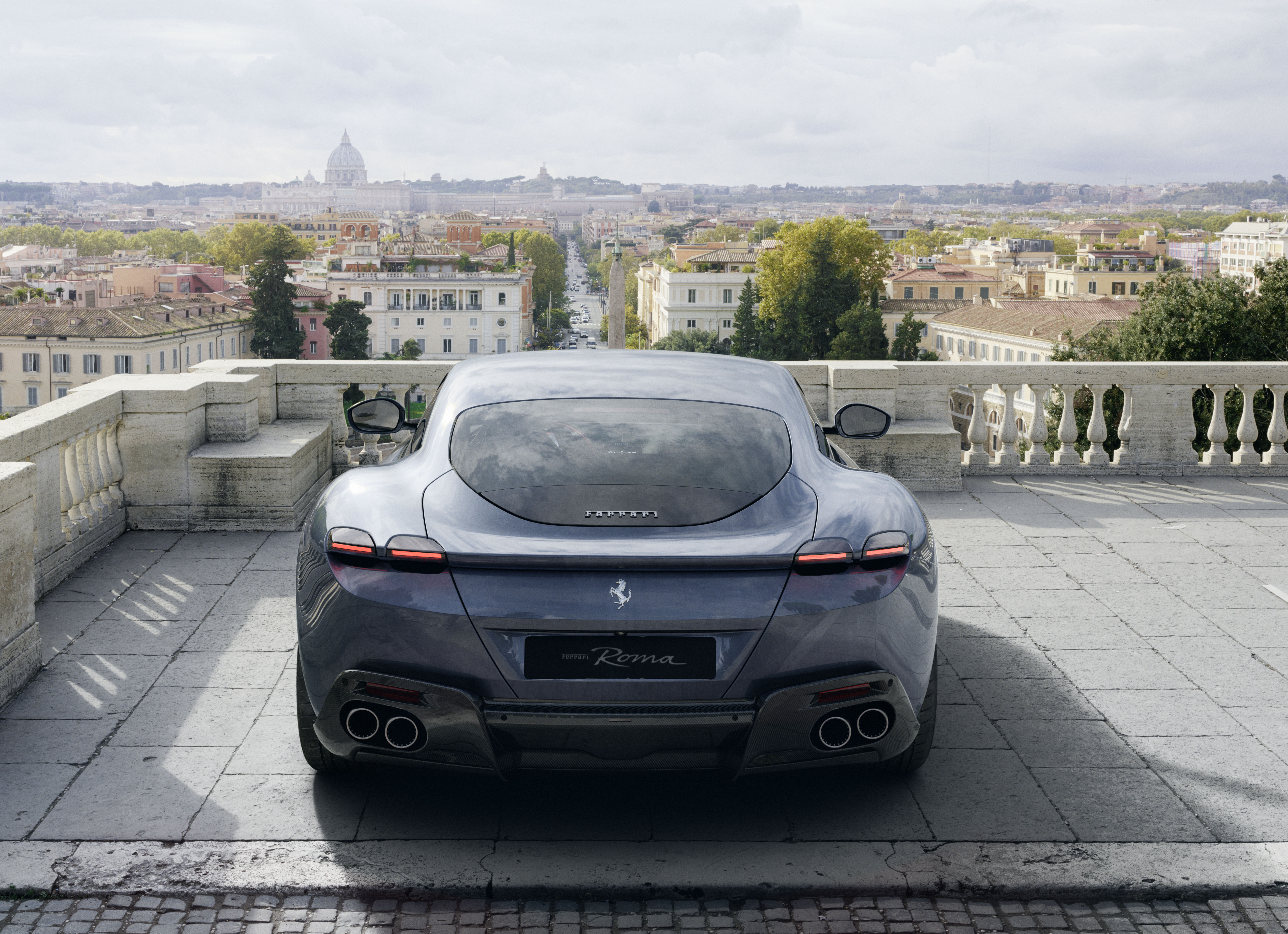 2020 Ferrari Roma Details And Picture Gallery