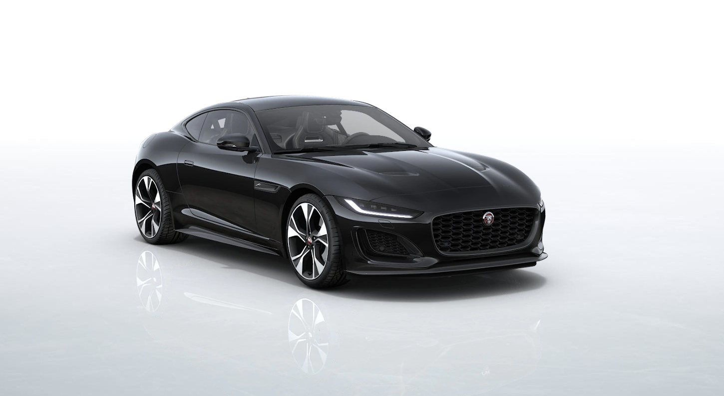 2021 Jaguar F Type First Edition