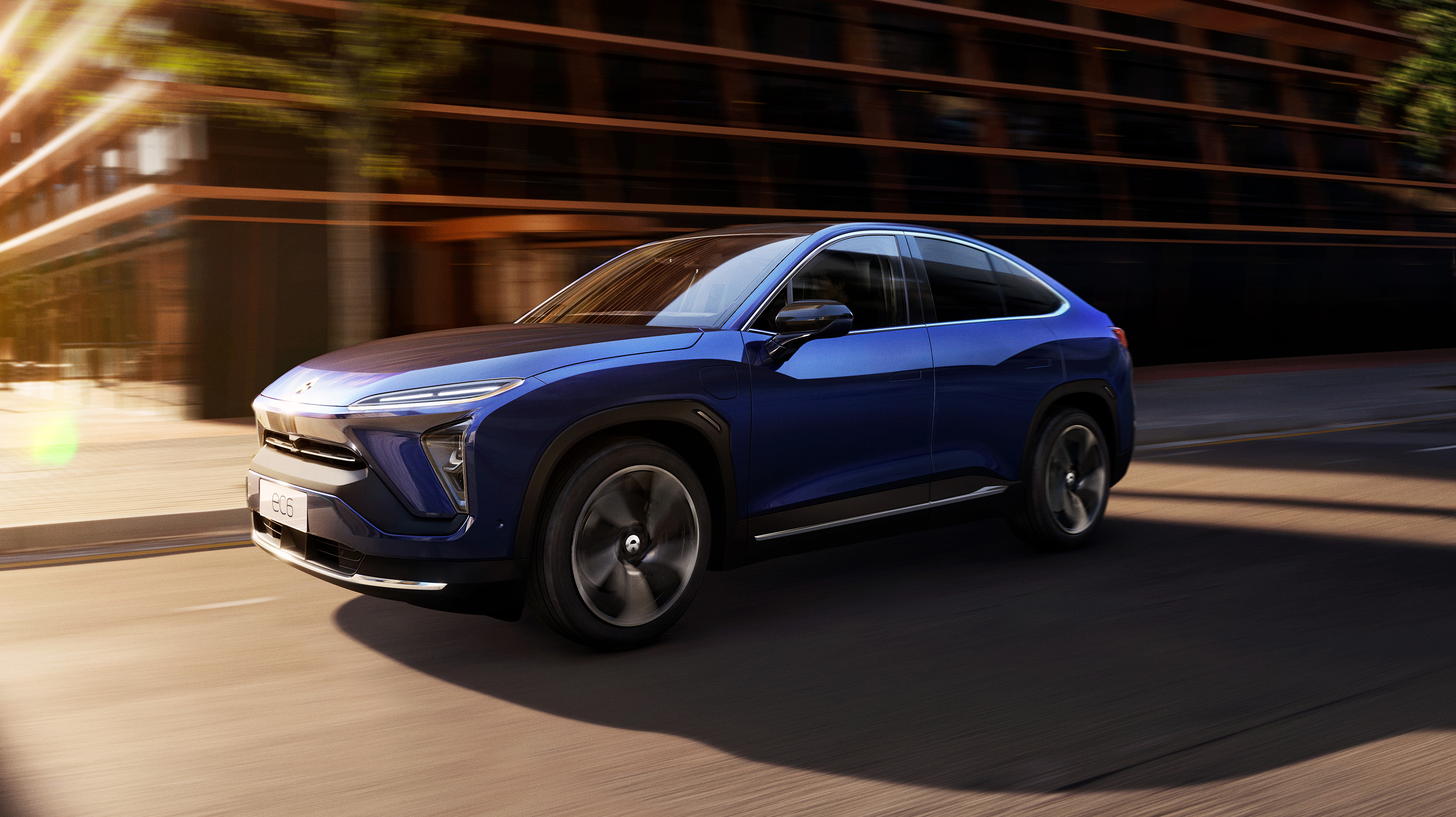2021 Nio EC6 Review, Specifications, and Images