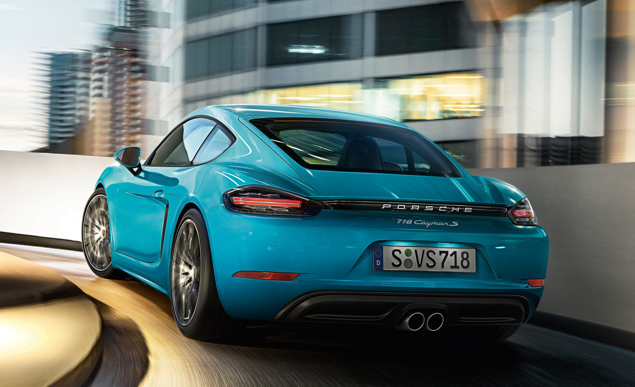 2021 Porsche Cayman Review and Release date