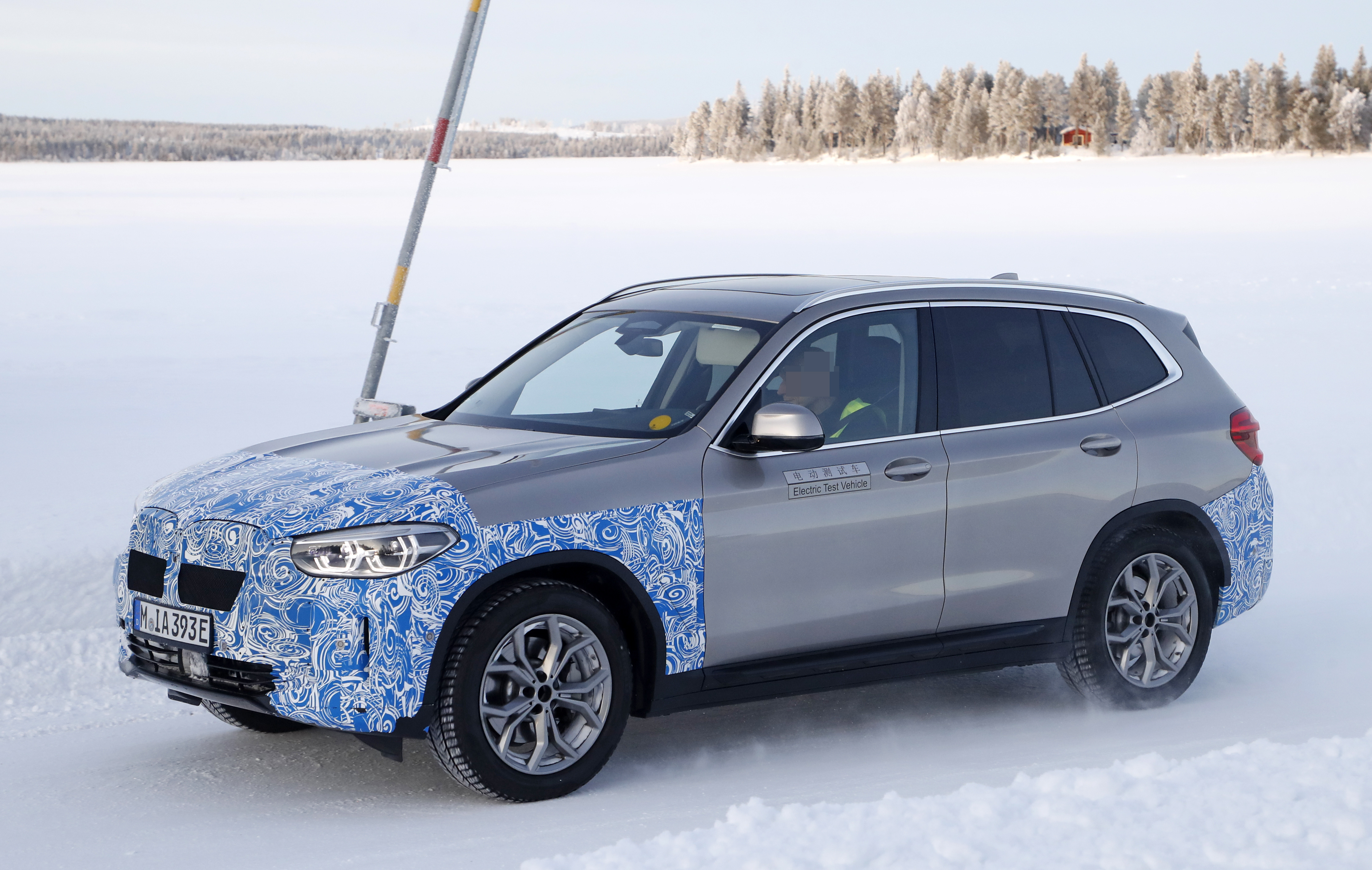 2020 Bmw Ix3 Speculative Review Official Information Released