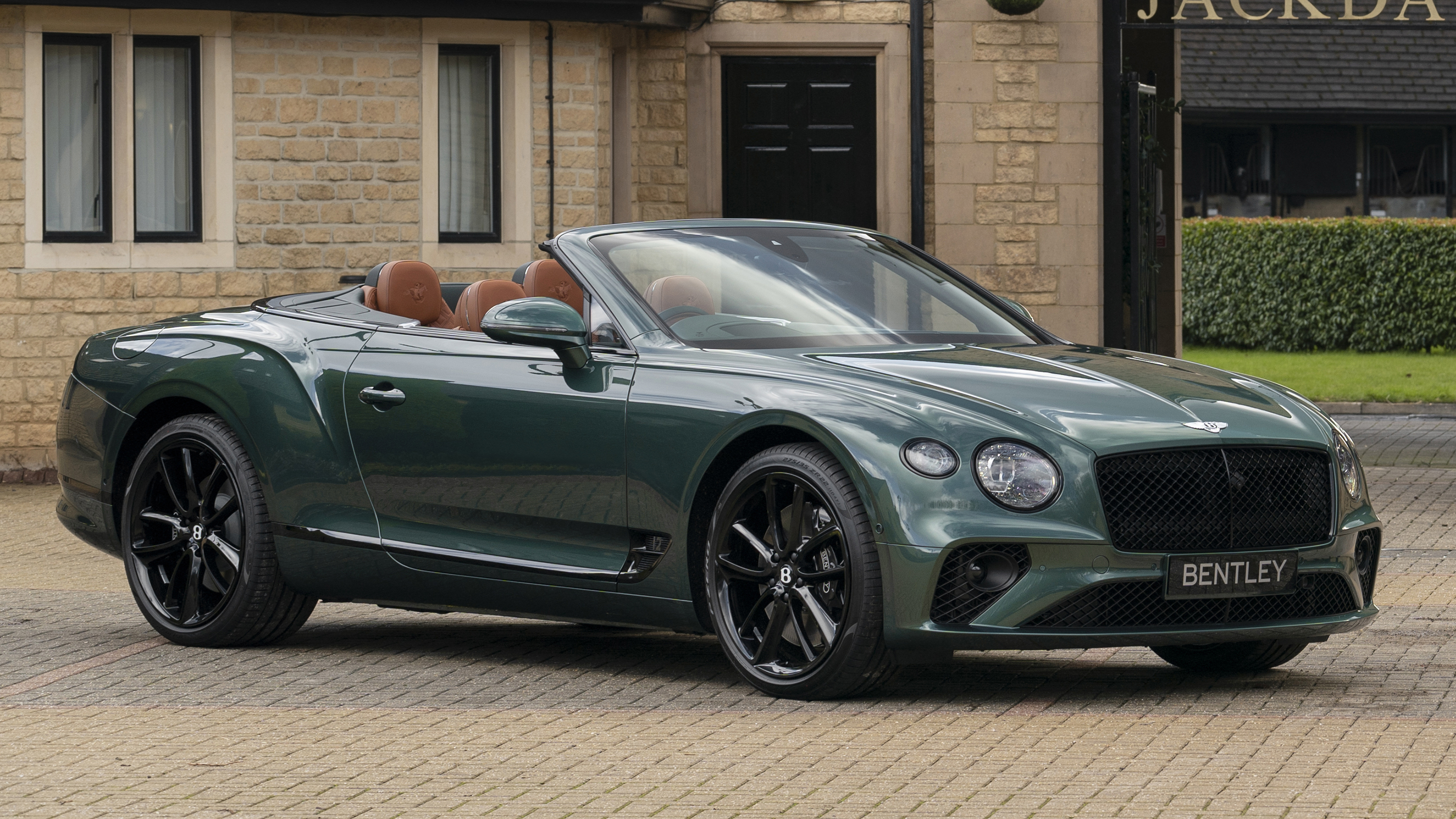 2020 Bentley Continental Gt Convertible Equestrian Edition
