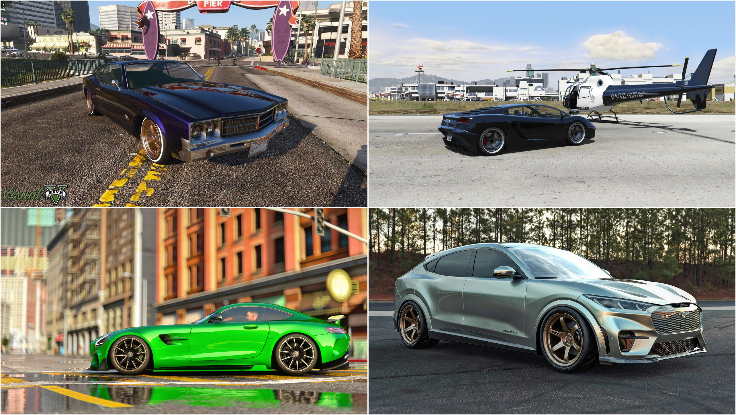 The Best Realism Mods for GTA V in 2020