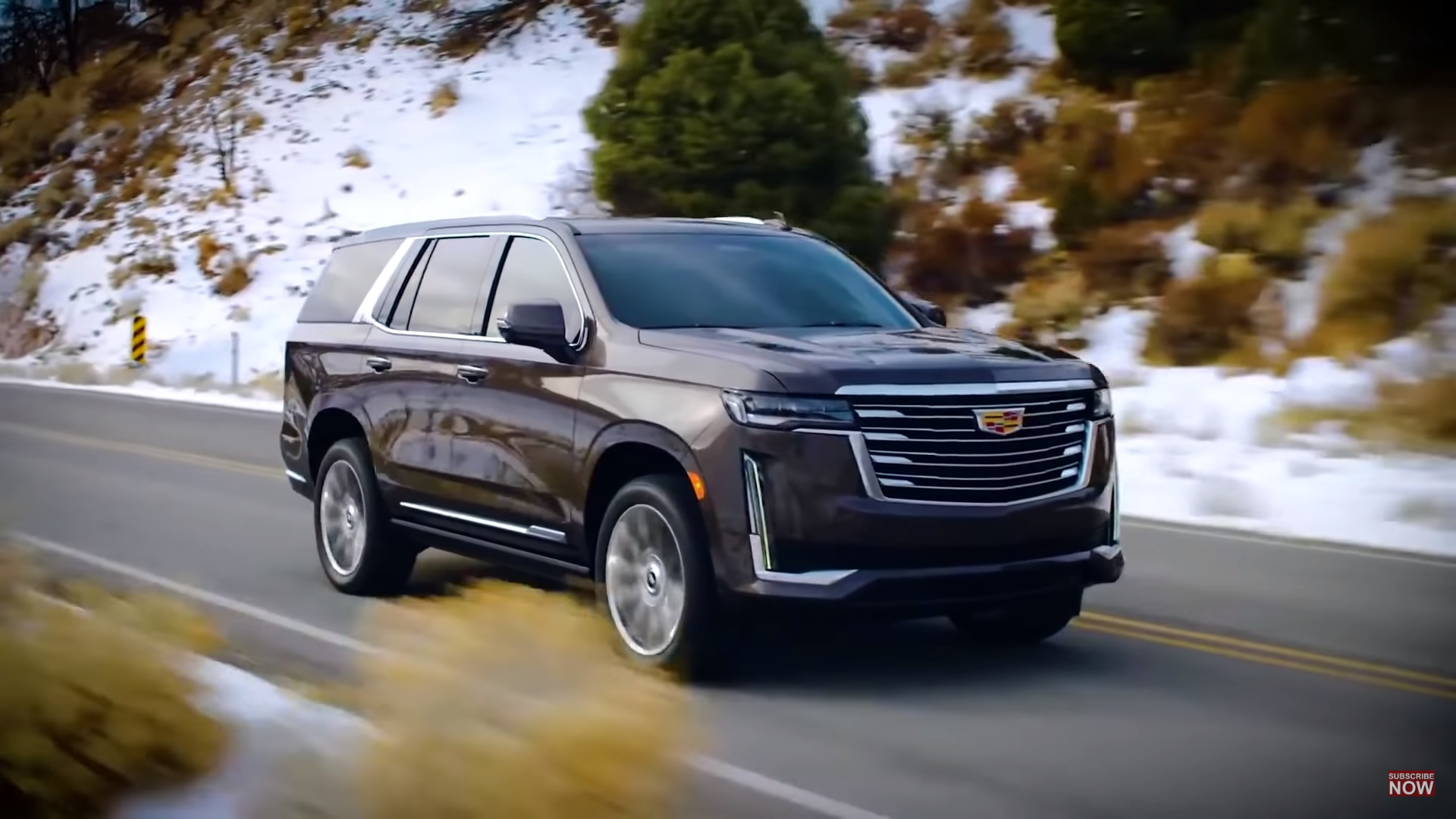 A New Video Showcases Every Aspect of the 5 Cadillac Escalade