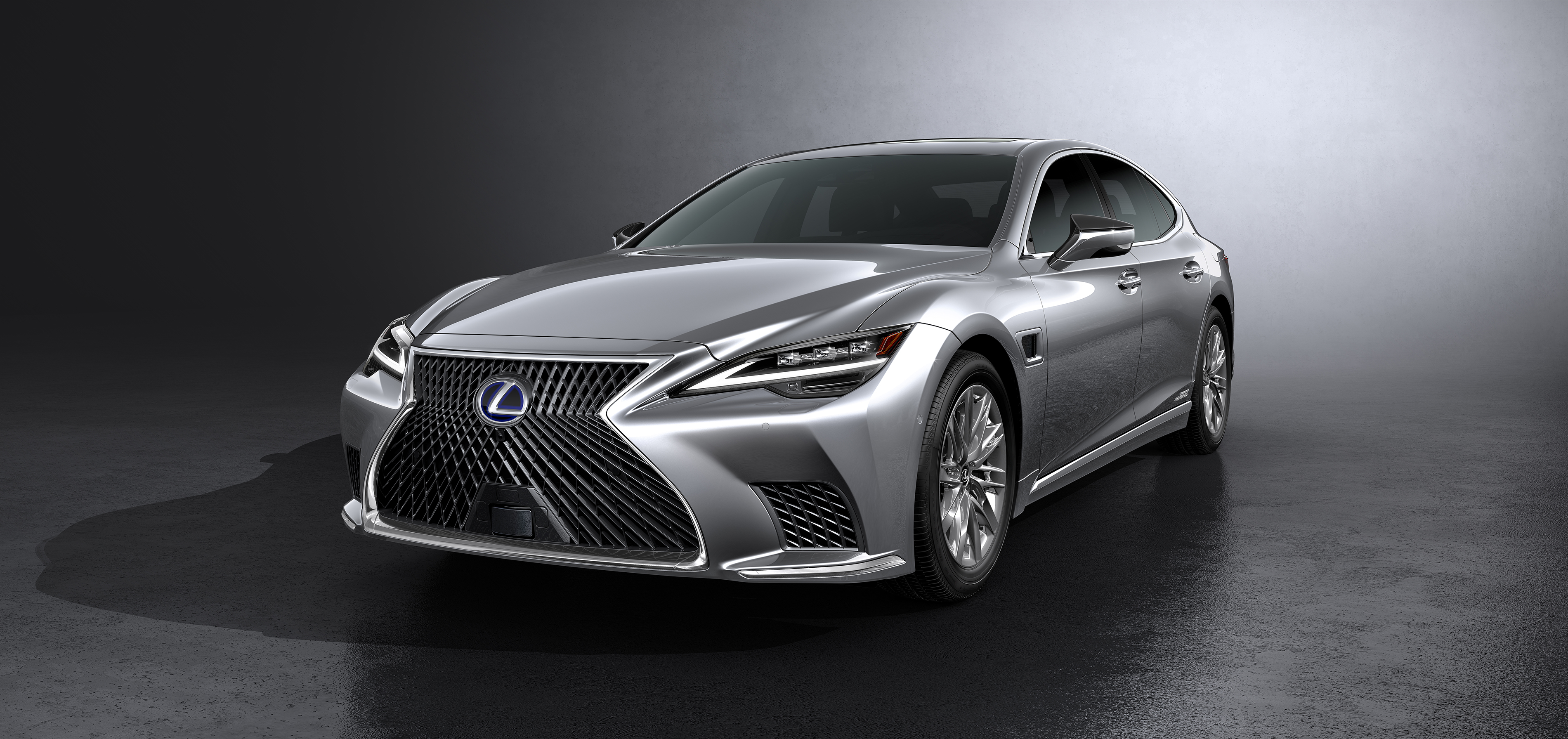 2021 lexus ls  a flagship sedan with a nice makeover