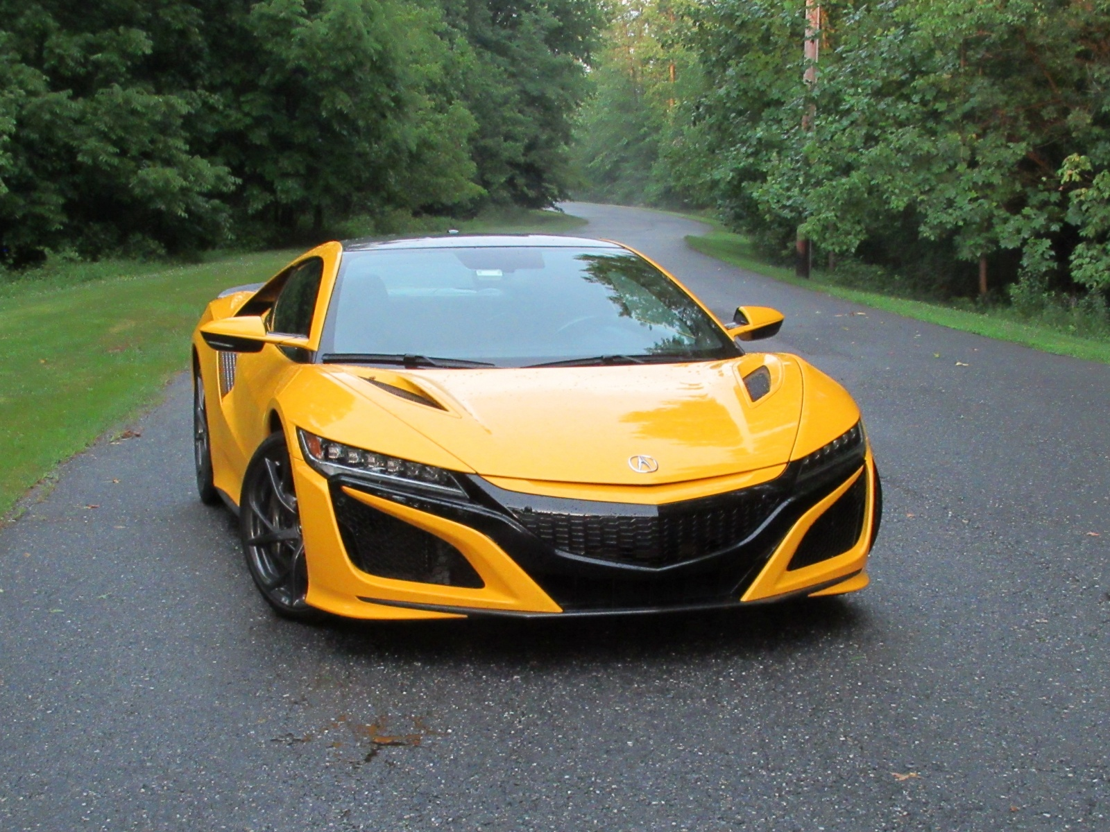 Acura Nsx Driven Review And Impressions