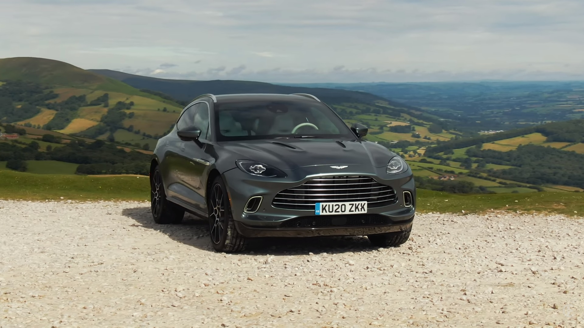 Is The Dbx Suv A True Aston Martin Carfection Sets To Find Out