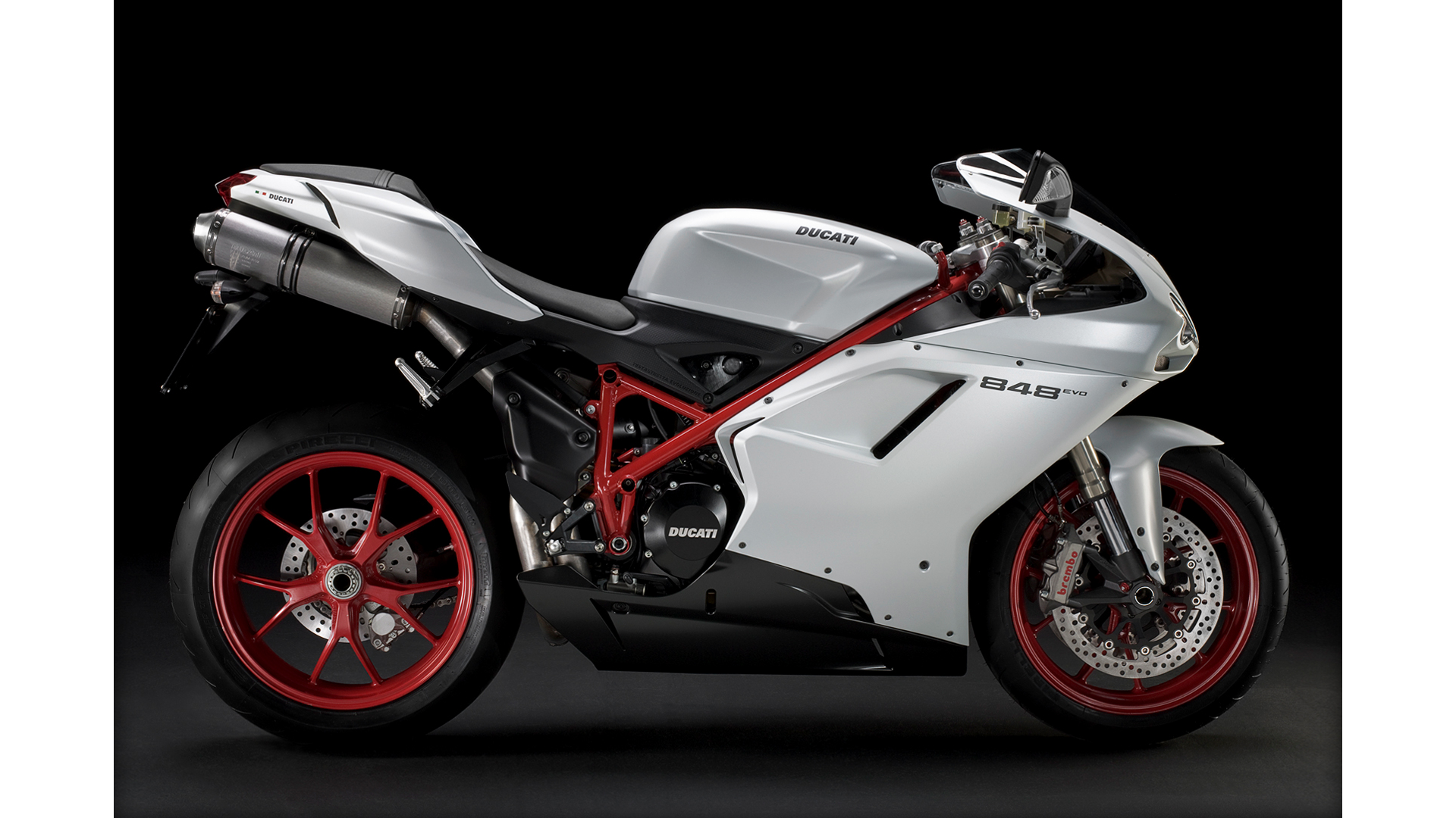 2012 Ducati Superbike 848 EVO | Top Speed. »