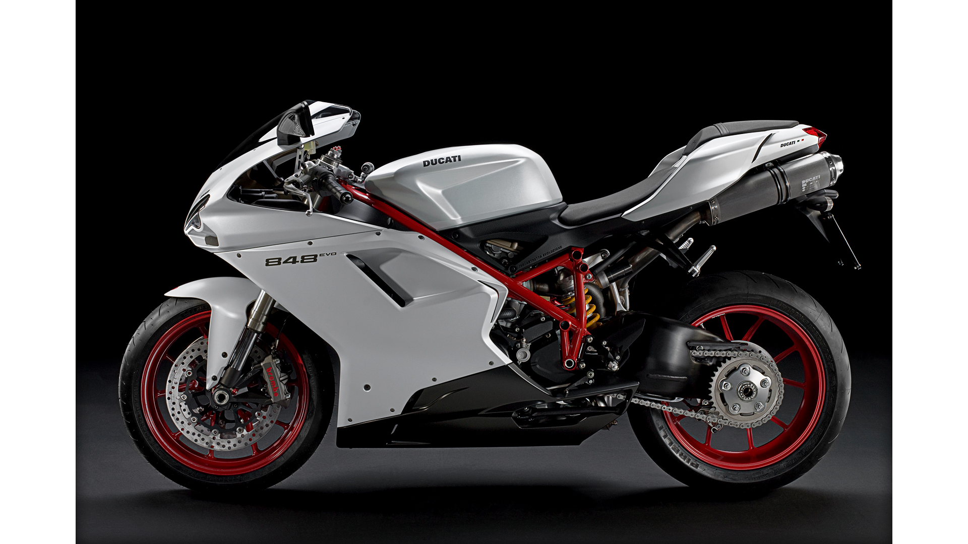 2012 Ducati Superbike 848 EVO Review - Top Speed