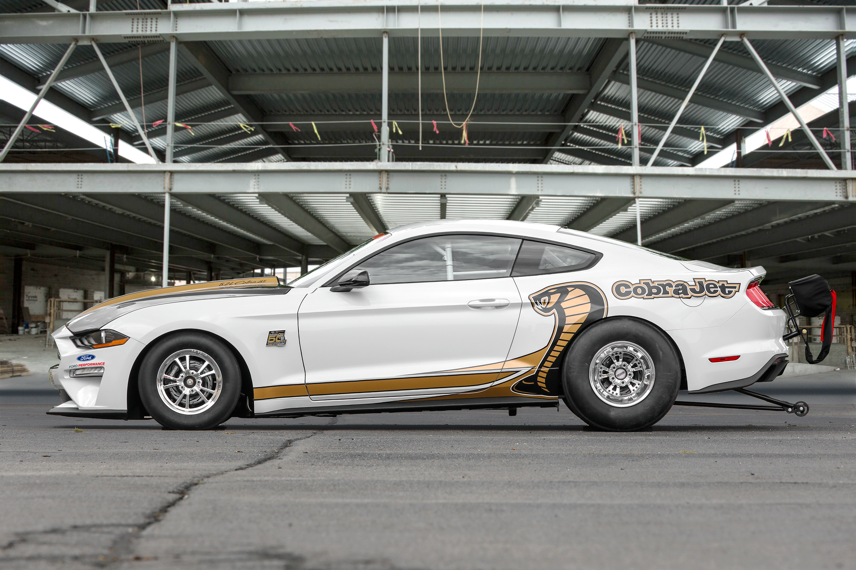 Fastest Mustang In The World >> Forget About The Shelby Gt500 Ford Just Unveiled The Fastest Drag